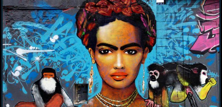 """Frida"", Pariz, Francuska. Autor: Marco"